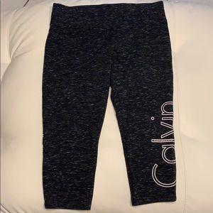 Calvin Klein Capri Legging
